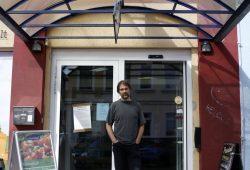 Biomare-Geschäftsführer Malte Reupert. Foto: Alexander Böhm