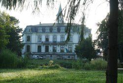 Schloss Schönefeld. Foto: Ralf Julke
