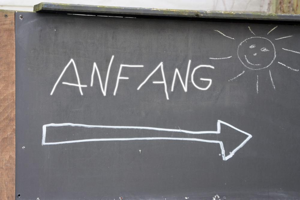So beginnt alles Lernen ... Foto: L-IZ.de