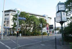 Berliner Straße 2: Heute steht ein Büroneubau, wo einst die Familie Tepper wohnte. Foto: Ralf Julke