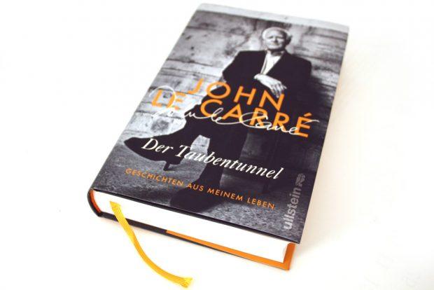 John le Carré: Der Taubentunnel. Foto: Ralf Julke