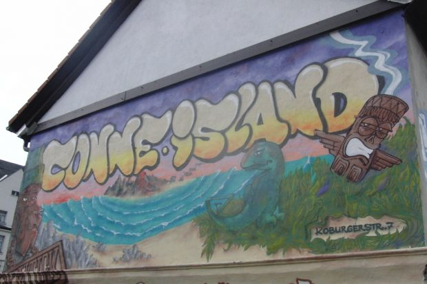 Das Conne Island ist erneut ins Visier der CDU geraten. Foto: René Loch