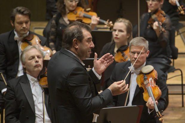 Daniele Gatti verzückt mit Hindemith. Foto: Alexander Böhm