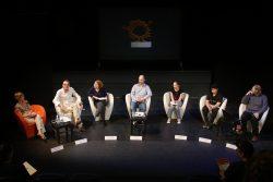 Vorstellung des Programms der Kinder-Theater-Fest. Foto: Alexander Böhm