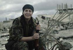 """""""Distant..."""" lässt kurdische Widerständler zu Wort kommen. Foto: DOK Leipzig/Leyla Toprak"""