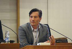 Ordnungsbürgermeister Heiko Rosenthal. Foto: Alexander Böhme