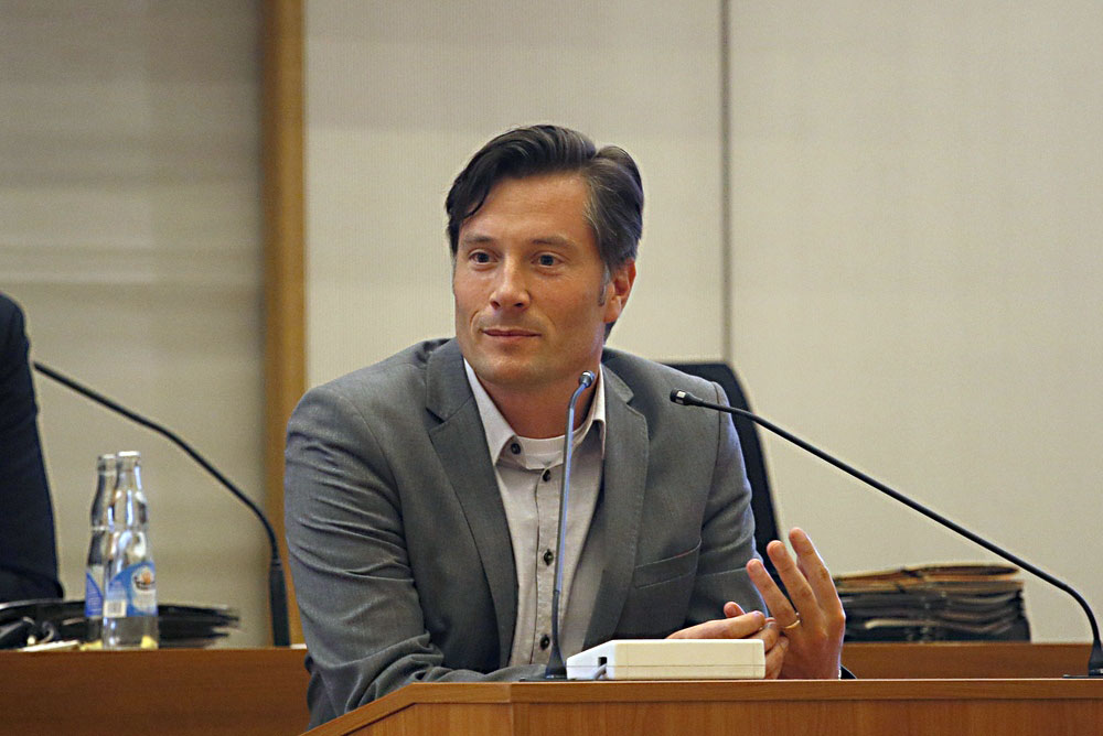 Ordnungsbürgermeister Heiko Rosenthal. Foto: Alexander Böhm