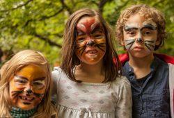 Herbstfest im Stadtgarten Connewitz. Foto: Robert Lindenau
