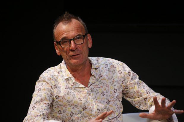 Intendant des Theaters der Jungen Welt Jürgen Zielinski. Foto: Alexander Böhm