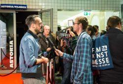 Auf dem roten Teppich: Jakob M. Erwa. Foto: 24U Media