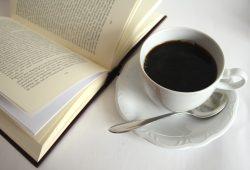 Bücher gehören bei uns auch dazu. Foto: Ralf Julke