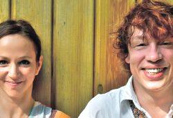 Sharon Brauner & Karsten Troyke. Foto: Jessica Brauner