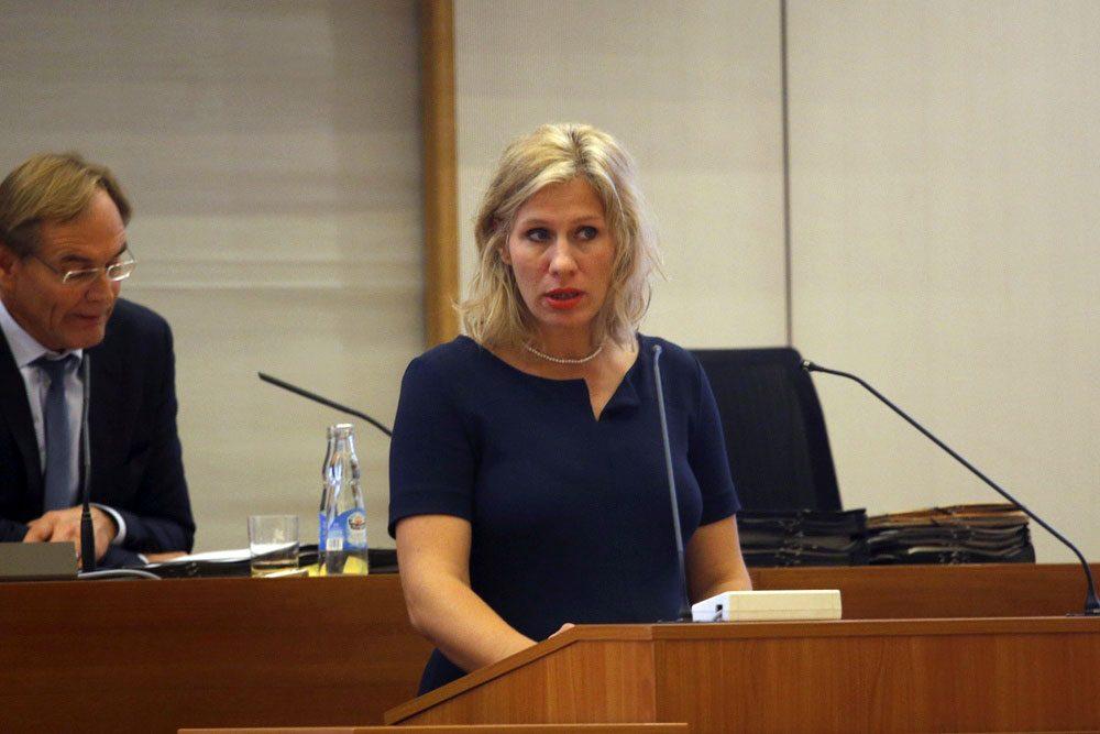 Katharina Krefft (Grüne). Foto: Alexander Böhm