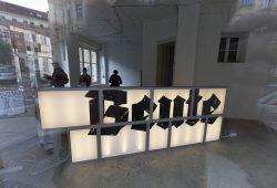 Ausstellungsraum beim Lindenow Nr. 11. Foto: dotgain