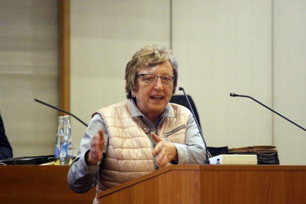 Margitta Hollick (Linke). Foto: Alexander Böhm