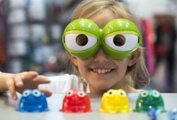 Die modell-hobby-spiel sorgt für leuchtende Kinderaugen. Foto: Leipziger Messe