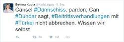 Namensverunstaltungen als politisches Mittel. Screen: twitter.com/KudlaLeipzig