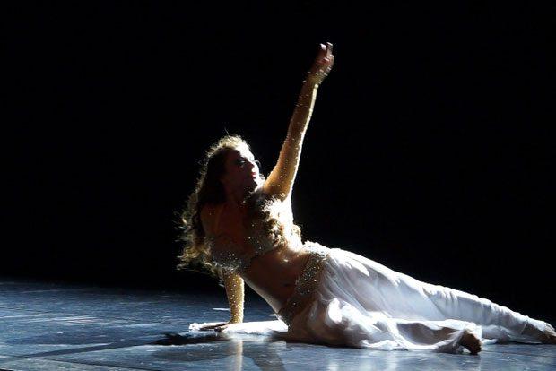 Orientalische Tanzträume mit Natalie. Foto: Natalie Bellydance