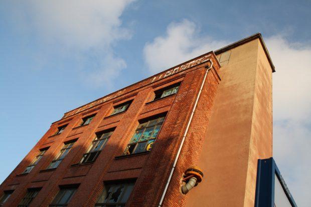 Ehemalige Naumannsche Brauerei in Plagwitz. Archivfoto: Ralf Julke