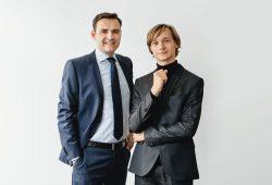 Geschäftsführer Ingo Seeligmüller und Jörg Müller. Foto: NeulandQuartier