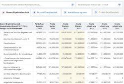 Die neue Website mit Detailinformationen zu den Leipziger Haushalten. Screenshot: L-IZ