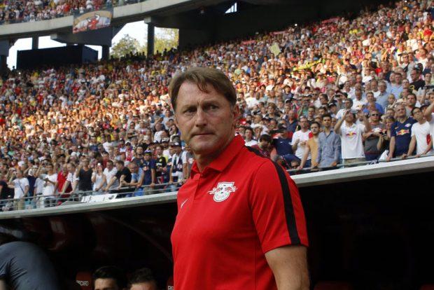 Trainer Ralph Hasenhüttl. Foto: Alexander Böhm