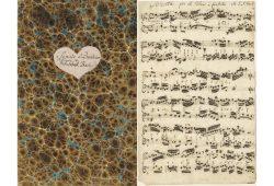 """Aus der """"Sammlung Manfred Gorke"""". Foto: Bach-Archiv Leipzig"""