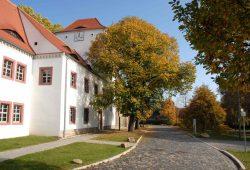 Schloss Altranstädt. Foto: Stadt Markranstädt