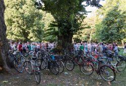 Bürgersingen im Johannapark. Foto: Bürger für Leipzig