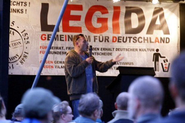 Stephane Simon - endlich mal wieder auf die Bühne. Foto: L-IZ.de