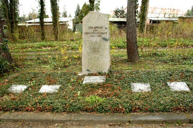 Die Erinnerungsstätte für die Opfer des 17. Juni 1953. Foto: Ralf Julke