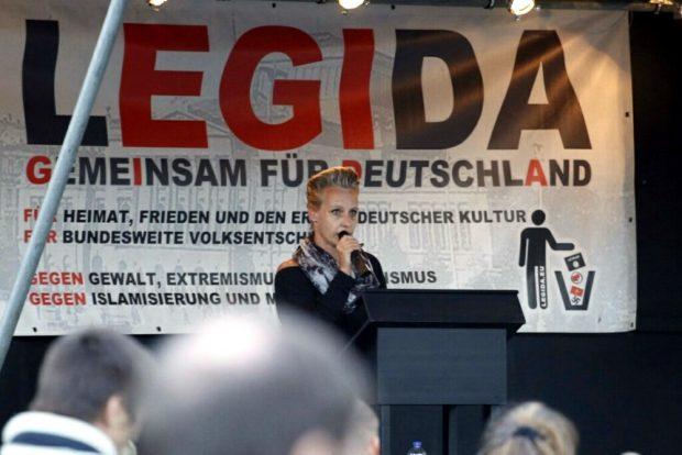 Terrorangst aus Dresden bei Madeleine. Foto: L-IZ.de