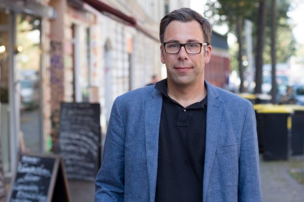 Prof. Dr. Andreas Thiesen. Foto: HTWK