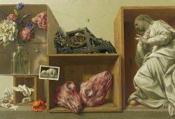 Michael Triegel: orbis pictus. Foto: Galerie Schwind