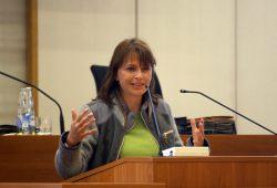 Ute Köhler-Siegel (SPD). Foto: Alexander Böhm