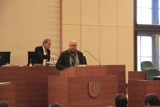 Ansbert Maciejewski (CDU). Foto: Michael Freitag
