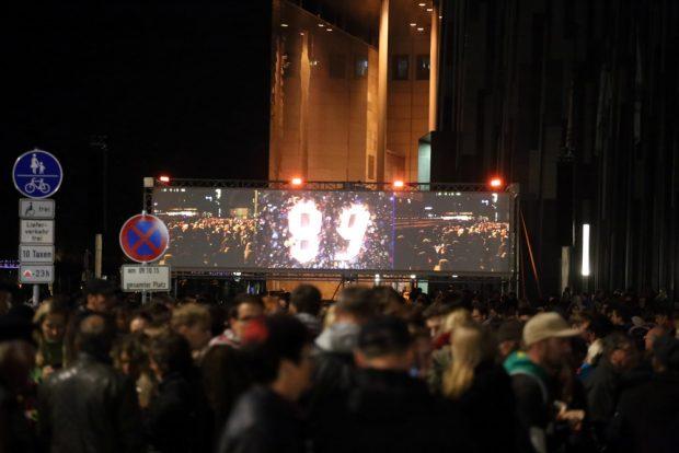 Auch in diesem Jahr soll wieder die 89 leuchten. Foto: L-IZ.de