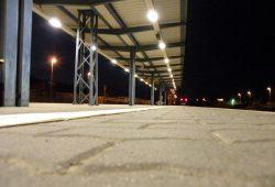 Über 100 Bahnstationen in Sachsen sind nicht barrierefrei. Foto: Michael Freitag