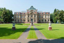 Bundesgerichtshof Karlsruhe. Foto: Joe Miletzki