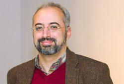 Leibniz-Professor Vincenzo De Risi. Foto: Universität Leipzig/Swen Reichhold