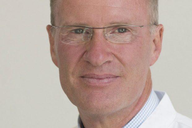 Prof. Andreas Dietz, Direktor der HNO-Klinik an Universitätsklinikum Leipzig und neuer Leiter des Tumorzentrums Leipzig. Foto: Stefan Straube/UKL