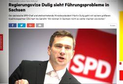 """""""Stern""""-Ankündigung für das Dulig-Interview. Screenshot: L-IZ"""