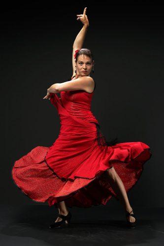 Cayetana de Ronda – Flamenco Vivo. Foto: Herbert Schulze