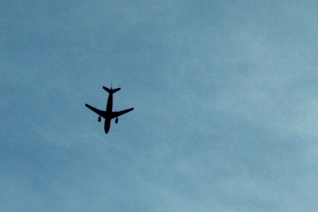 Sachsen nutzt gern Charterflieger für seine Abschiebungen. Foto: Ralf Julke