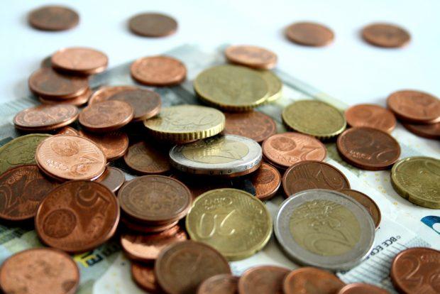 Schön gestreute Geldanlage. Foto: Ralf Julke