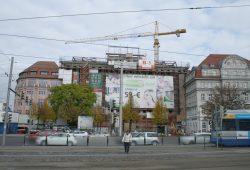 Der Hotelbauboom in Leipzig hält an. Foto: Ralf Julke