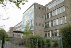 Die ehemalige Erich-Kästner-Schule wird bis 2018 wieder nutzbar gemacht. Foto: Ralf Julke