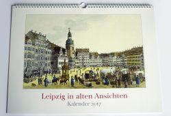 Leipzig in alten Ansichten. Kalender 2017. Foto: Ralf Julke