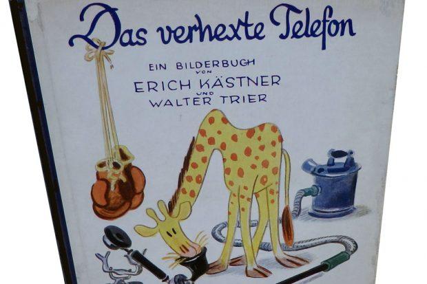 Kinderbücher im 19. Jahrhundert. Foto: SGM