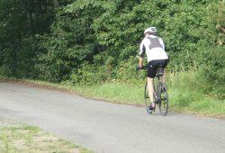Immer mehr Sachsen steigen auch wochenends aufs Rad. Foto: Ralf Julke